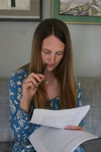 Amber Hatch Manuscript Assessment